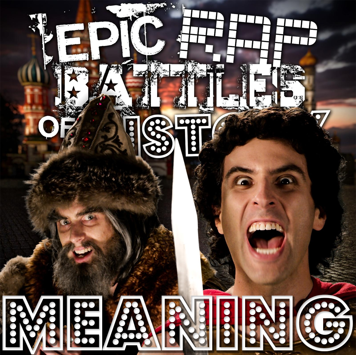 Alexander the Great vs Ivan the Terrible/Rap Meanings | Epic