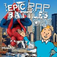 Spider-man vs Tin Tin