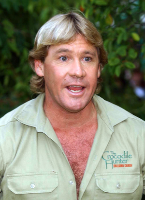 Steve Irwin Based On