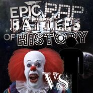 Pennywise vs it cause why not