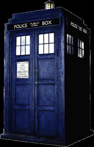 TARDIS Exterior Based On