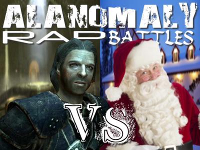 Mercer Frey vs Santa Claus