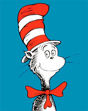 The Cat in the Hat Based On