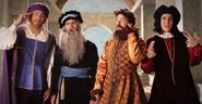 The Renaissance Artists In Battle
