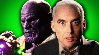 Thanos vs J Robert Oppenheimer. ERB Behind the Scenes