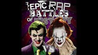 The Joker vs Pennywise - Audio
