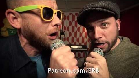 The Patreon Song Epic Rap Battles of History