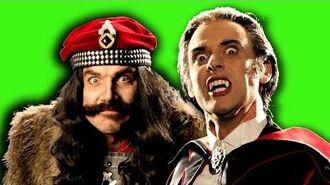 Vlad the Impaler vs Count Dracula - ERB Behind the Scenes