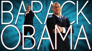 Barack Obama Title Card