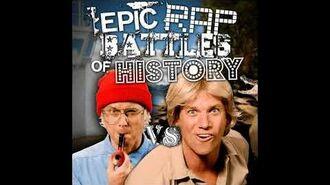 Jacques Cousteau vs Steve Irwin. Epic Rap Battles of History AUDIO-0