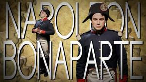 Napoleon Bonaparte Title Card