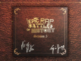 Epic Rap Battles of History Season 5 CD