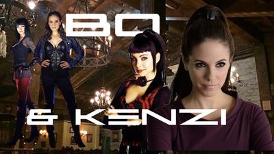 Bo & Kenzi Title Card
