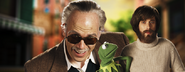 Jim Henson vs Stan Lee Banner