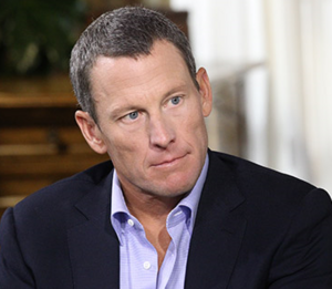 Lance Armstrong Based On