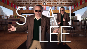 Stan Lee Title Card