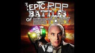 **OFFICIAL AUDIO** Thanos vs J. Robert Oppenheimer. Epic Rap Battles of History-0