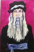 Leonardo (Artist) Painting