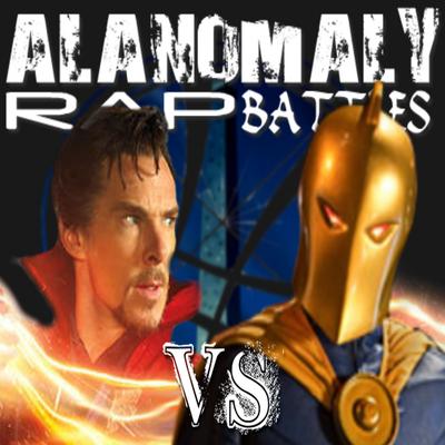 Doctor Strange vs Dr. Fate