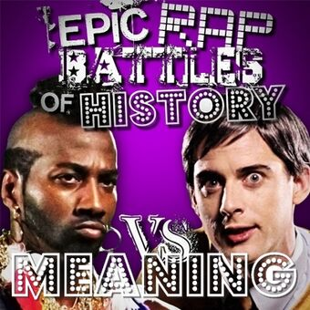 Mr T Vs Mr Rogers Rap Meanings Epic Rap Battles Of History Wiki Fandom