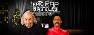 George Carlin vs Richard Pryor Facebook Banner