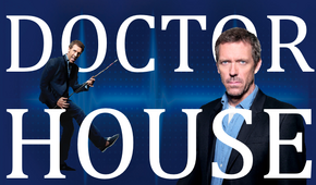 Dr. House Title Card