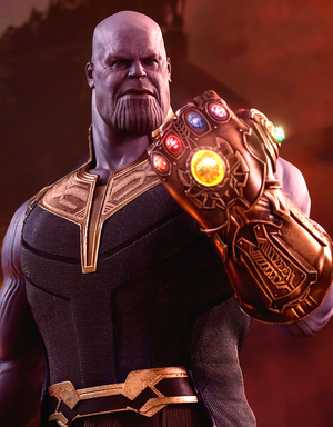 Thanos Based On