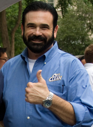Billy Mays Based On