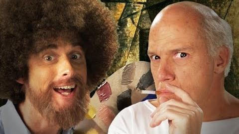 Bob Ross vs Pablo Picasso | Epic Rap Battles of History Wiki