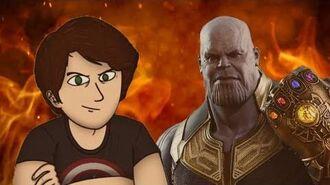 Thanos vs Multi. Awful Rap Battles of Pop Culture