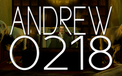 Andrew0218's Title Card