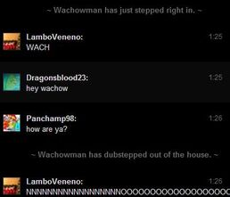 Poor Wachow Chat