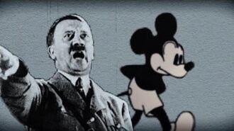Suicide Mouse vs Adolf Hitler. Awful Rap Battles of Pop Culture-0