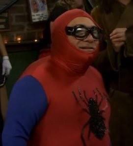 Danny spider-man