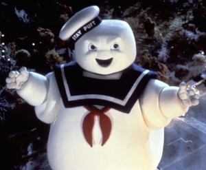 Stay Puft Marshmallow Man Based On