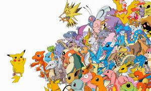 Pokémon Based On