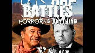 John Wayne vs John Wayne Gacy Instrumental. Epic Rap Battles Horror vs Anything Bonus Battle