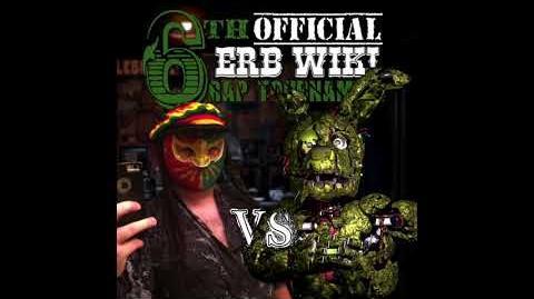 Hippie Rat vs Teddyfail - Sixth Official Wiki Rap Tournament Round One