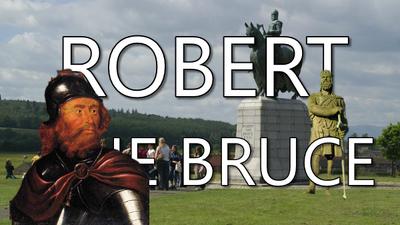 Robert I Title Card