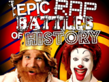Ronald McDonald vs The Burger King/Rap Meanings