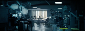 Bruce Banner's Lab Based On
