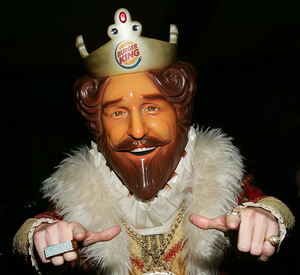 Burger King Based On
