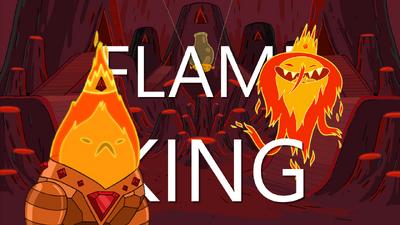 FlameKingTitleCard