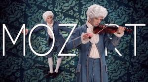 Mozart Title Card