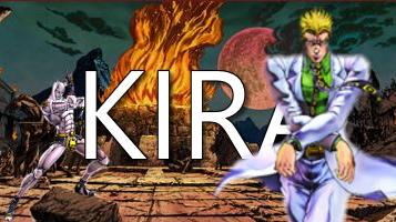 Yoshikage Kira Title Card