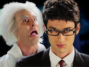 Doc Brown vs Doctor Who Thumbnail