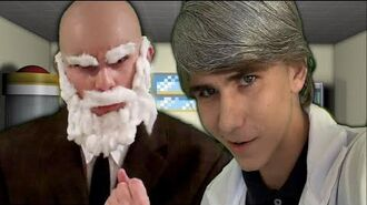 Professor Oak vs. Charles Darwin - Video Game Rap Battle-0