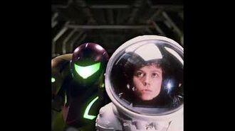 Ripley vs Samus