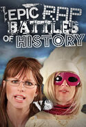 Sarah Palin vs Lady Gaga IMDb Cover