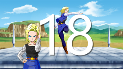 Android18TitleCard